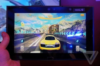 4K-Tablet-Prototyp von Qualcomm
