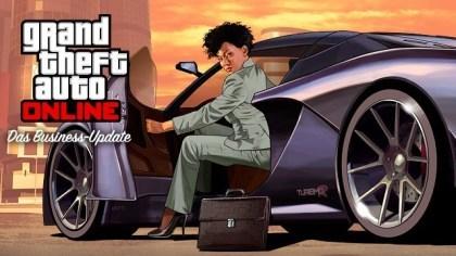 """GTA 5 """"Business Update"""""""