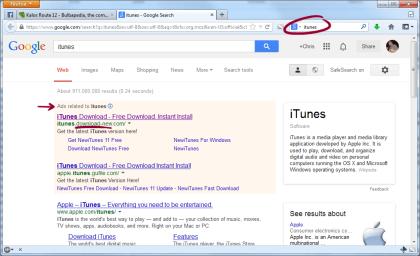 iTunes Trojaner