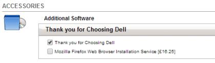 Dell-Service: Firefox-Installation