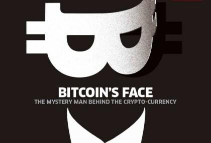 Newsweek-Cover: Bitcoin's Face