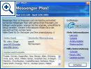 messenger plus! (alle zukünftigen versionen)