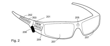 Nokia NED Patent