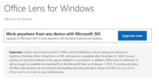 Office Lens: Microsoft-Scanner-App