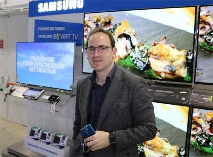 Luke Mansfield - Samsung Innovation Center Europe