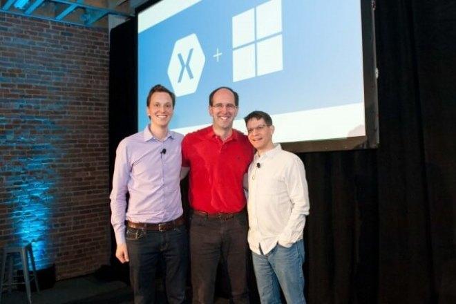 Xamarin: Bald Teil von Microsoft?