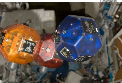 ISS und Google Tango