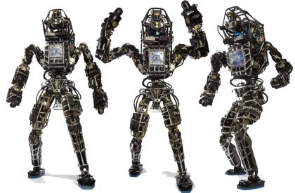 Boston Dynamics: Atlas-Roboter