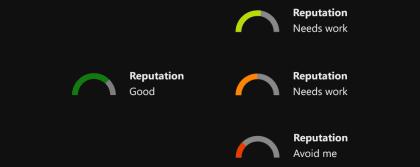 Xbox One: Ruf-System