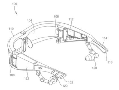 Microsoft AR-Patente