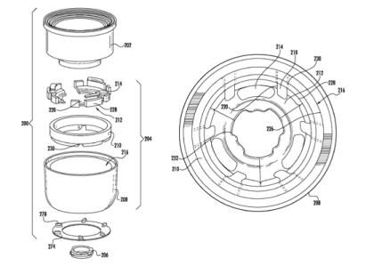 Apple: Objektiv-Wechsel-Patent