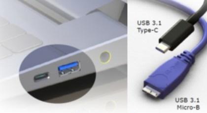 USB 3.1 Typ C