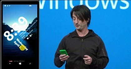 Windows Phone 8.1 (BUILD 2014)