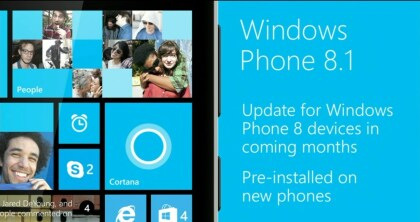 Windows Phone 8.1 (BUILD 2014)