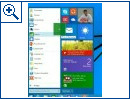 Windows 8.1 Desktop (BUILD 2014) - Bild 4