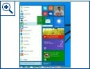 Windows 8.1 Desktop (BUILD 2014) - Bild 3