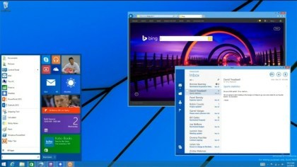 Windows 8.1 Desktop (BUILD 2014)